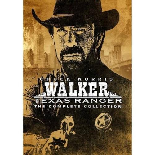 Walker, Texas Ranger: The Complete Collection [52 Discs]