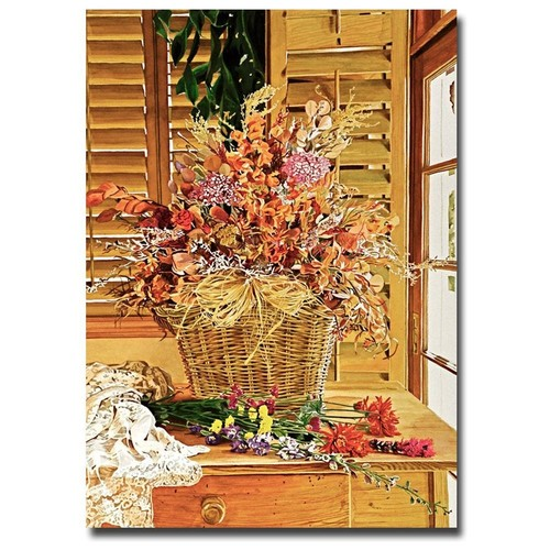 David Lloyd Glover 'American Country' Canvas Art