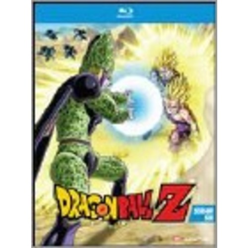 DragonBall Z: Season Six [4 Discs] [Blu-ray]