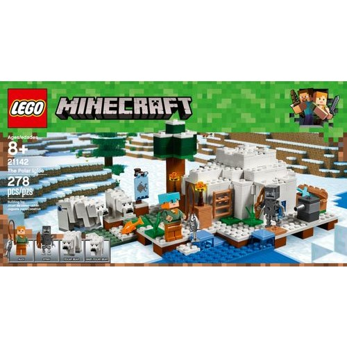 LEGO - Minecraft The Polar Igloo