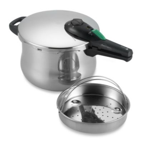 Fagor Rapid Express 6.3-Quart Stainless Steel Pressure Cooker