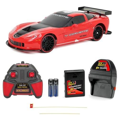Bright 1:10 Radio Control 6V Sports Car