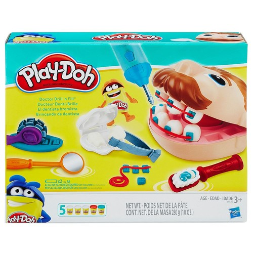 Play-Doh Doctor Drill 'n Fill Playset