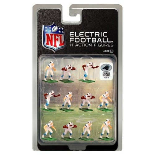 Tudor Games Carolina Panthers White Uniform NFL Action Figure Set