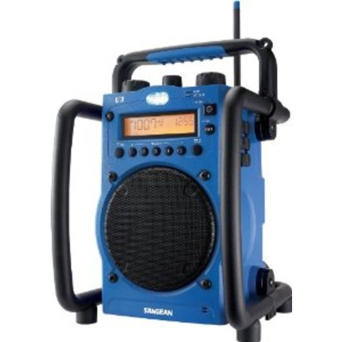 Sangean U3 AM/FM Ultra Rugged Digital Tuning Radio Receiver [U-3]