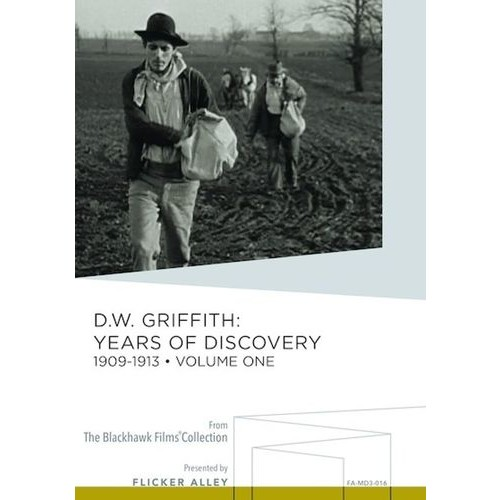 D.W. Griffith: Years of Discovery, 1909-1913 - Volume One [DVD]