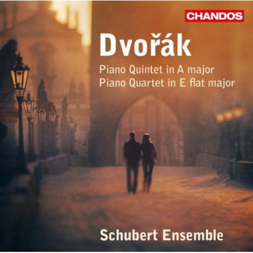 Dvork: Piano Quintet; Piano Quartet [CD]