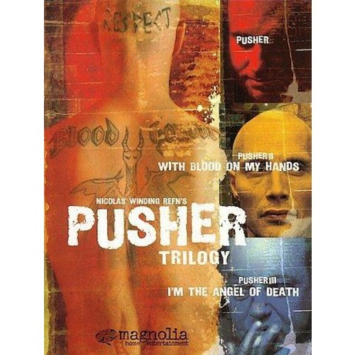 The Pusher Trilogy (DVD)