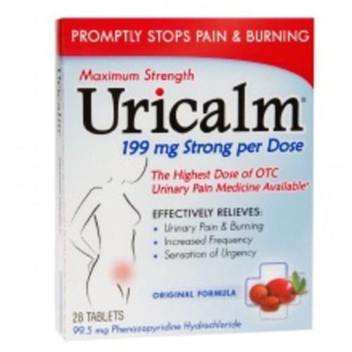 Uricalm Uricalm Max Strength Urinary Pain Tablets