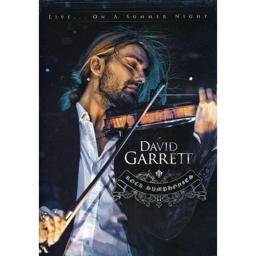 David Garrett: Rock Symphonies: David Garrett: Movies & TV