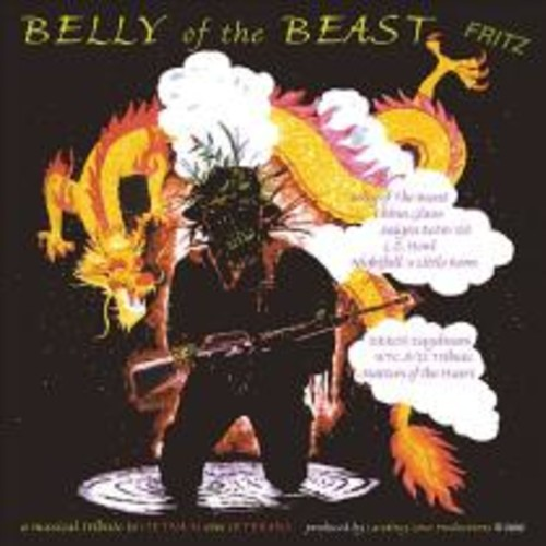 Belly of the Beast [CD]