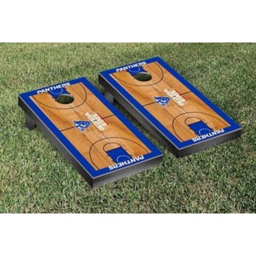 Victory Tailgate NCAA Basketball Version Cornhole Bean Bag Toss Game