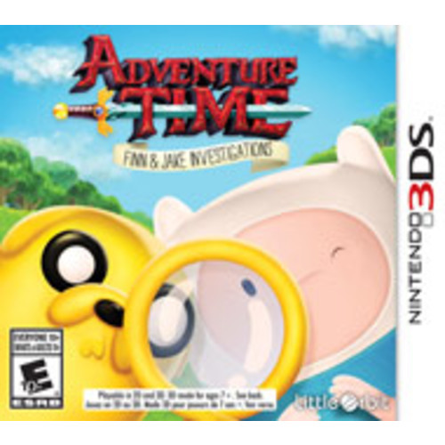 Adventure Time: Finn and Jake Investigations [Pre-Owned]