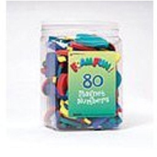 Dowling Magnets Foam Fun Magnet Numbers [Numbers]