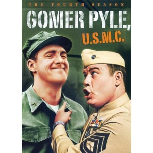 Gomer Pyle U.S.M.C.: The Fourth Season (5 Discs) (dvd_video)