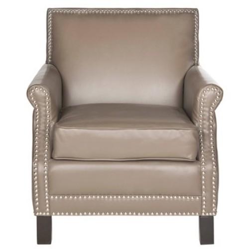 Safavieh Easton Club Chair - Silver Nail Heads