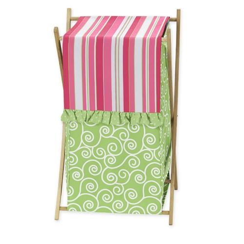 Sweet Jojo Designs Olivia Collection Laundry Hamper