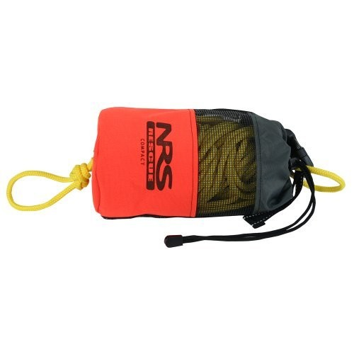 NRS Compact Rescue Throw Bag [Orange, 70ft]