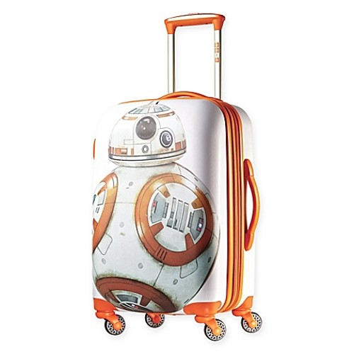 Star Wars American Tourister BB-8 21-Inch Polycarbonate 4-Wheel Spinner Suitcase