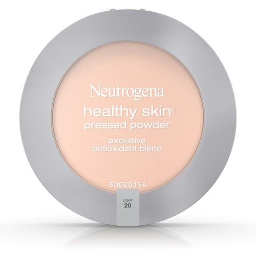Neutrogena Healthy Skin Pressed Powder, SPF 20, Light 20 [Light 20]