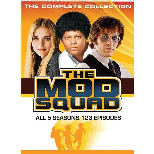 The Mod Squad: The Complete Collection - Seasons 1-5 [DVD]