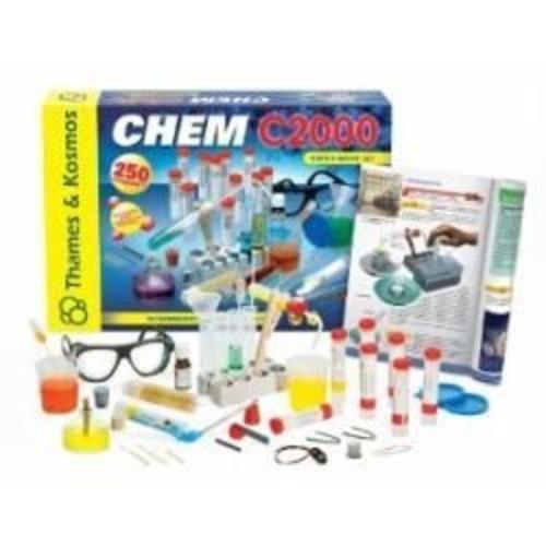 Chem C2000 Chemistry Set: Toys & Games