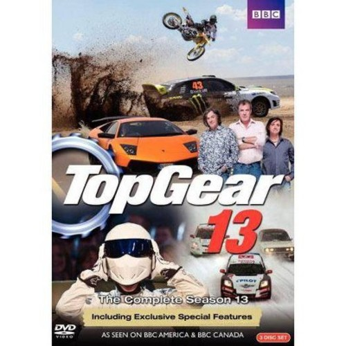Top Gear: The Complete Season 13 [3 Discs] [DVD]