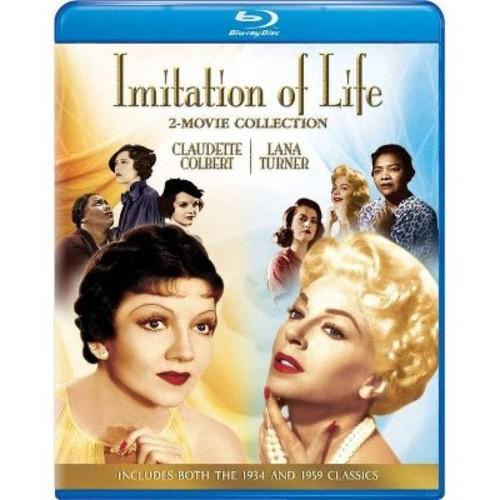 Imitation of Life (1934)/Imitation of Life (1959) [Blu-ray]