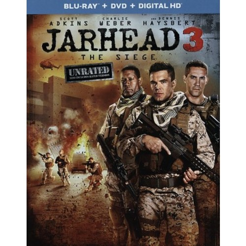 Jarhead 3: The Siege (Blu-ray/DVD + Digital)