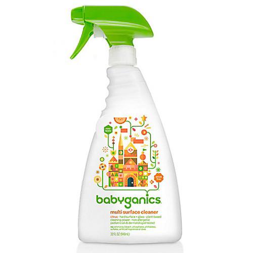 Babyganics 32 oz. Citrus Multi Surface Cleaner