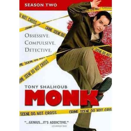 Monk: Season Two (DVD)