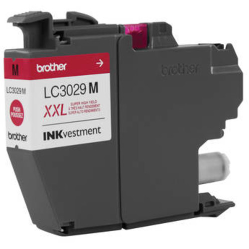 LC3029M Super High Yield INKvestment Magenta Ink Cartridge