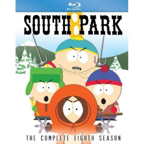 South Park:Complete Eighth Season (Blu-ray)