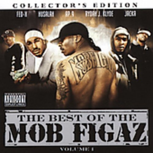 Mac Dre Presents: Best Of Mob Figaz 1 (Explicit Version)