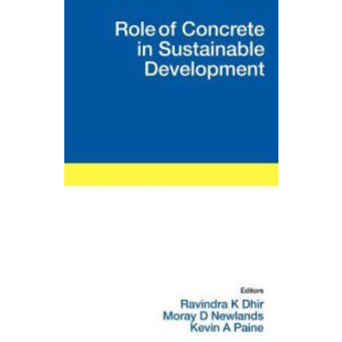 Role of Concrete in Sustainable Development