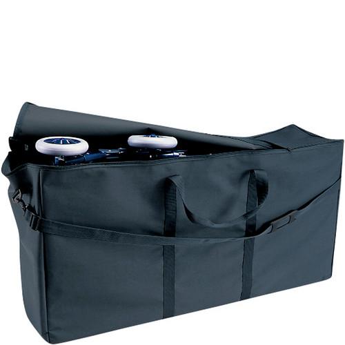 JL Childress Standard and Dual Stroller Travel Bag, Black [Black]
