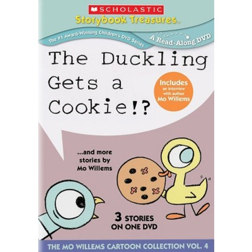 The Duckling Gets a Cookie!? ...and More Stories by Mo Willems