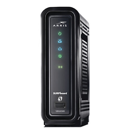 ARRIS SURFboard SBG6580-2 DOCSIS 3.0 Cable Modem With Wireless Gateway Router, 570763-034-00