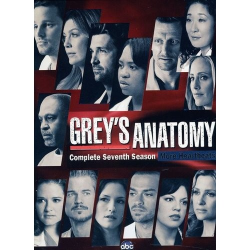 Grey's Anatomy: The Complete Seventh Season (DVD)