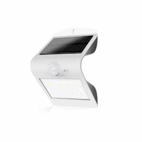 NTE Automatic Smart Solar & Sensor LED Wall Light