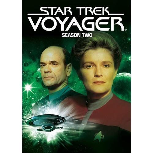 Star Trek: Voyager - Season Two [7 Discs] [DVD]