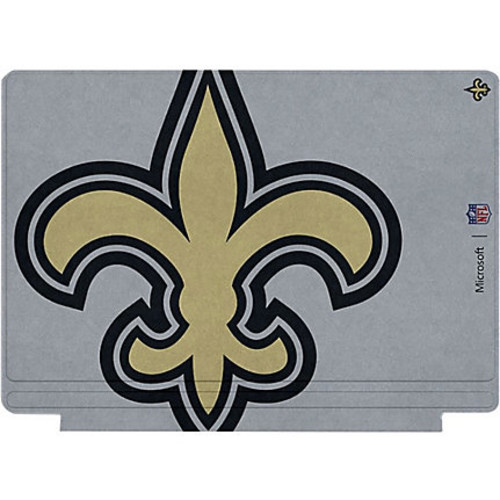 Microsoft New Orleans Saints Surface Pro 4 Type Cover