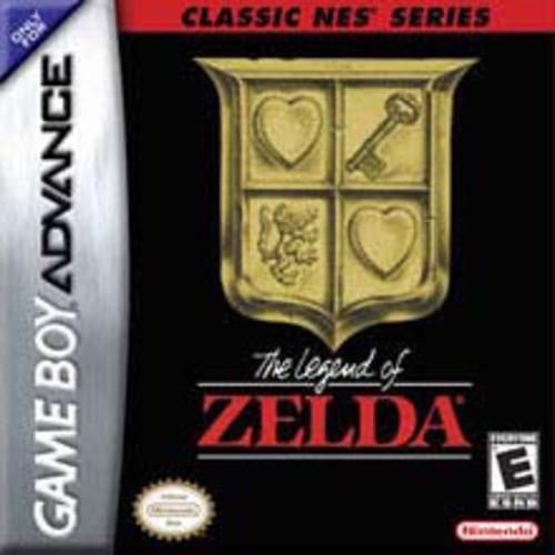 The Legend of Zelda Classic NES