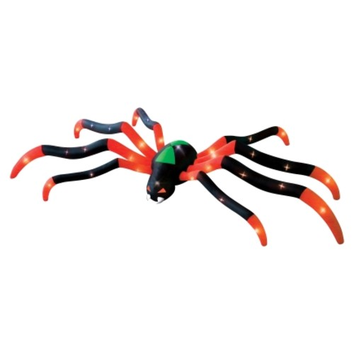 Inflatable Halloween Giant Spider