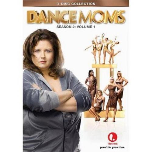 Dance moms:Season 2 vol 1 (DVD)