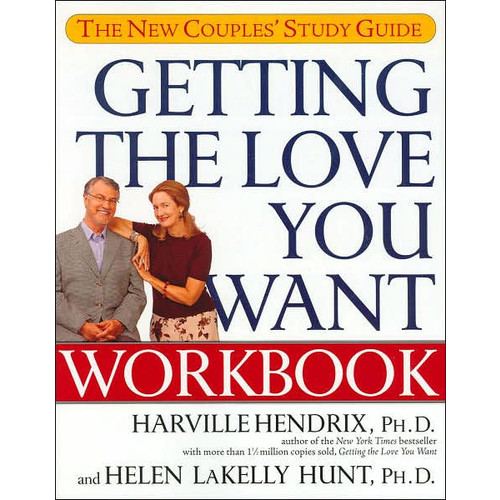 Getting the Love You Want Workbook (Paperback)