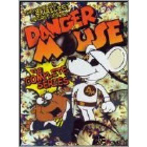 Dangermouse: The Complete Series [9 Discs] [DVD]