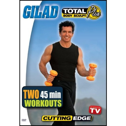 Gilad: Total Body Sculpt Plus - Cutting Edge [DVD] [English] [2009]