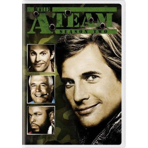 A-Team: Season Two [6 Discs] (Boxed Set) (DVD)