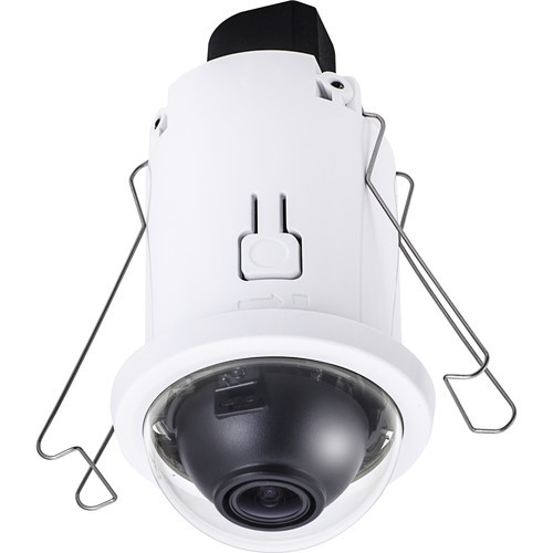 FD816C-HF2 2MP PoE Network Recessed Dome Camera